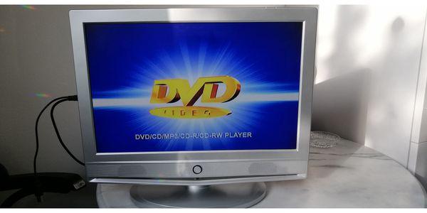 19 LCD TV mit eingebautem