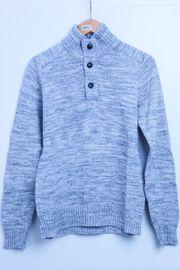 Pullover H M Grau Gr