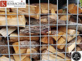 Holz - Waldperlach München trocknes Kaminholz Brennholz