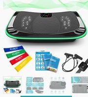 Vibrationsplatte Bluefin Fitness 4D