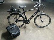 Hanseatic E-Bike Herren Elektrofahrrad 28