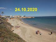 Mobilhome Platz - 1 Strandlinie Spanien