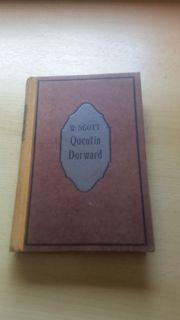 Scheunenfund - W Scott- Quentin Durward
