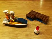 Lego City Jetski