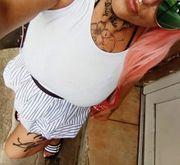 Dirty white girl