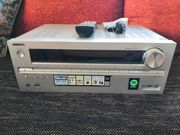 Onkyo TX-NR636 Receiver mit Speakern