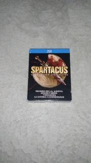 Spartacus Blu Ray Box