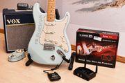 6 Gitarren Amps Effektgeräte und