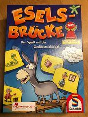 Eselsbrücke Brettspiel Spiel des Jahres