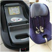 family fix Station mit Kindersitz