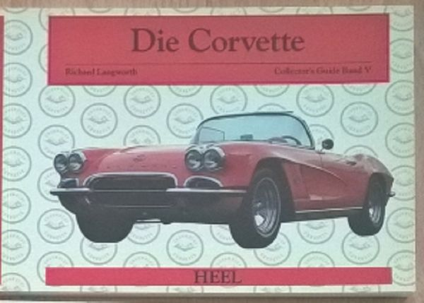 Corvette - Buch