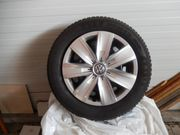 Winterräder Winterreifen original VW T-Roc