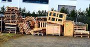 Holz aus Verpackungen