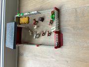 Playmobil Ziegenstall