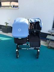 Kinderwagen Bugaboo Donkey Twin Mit