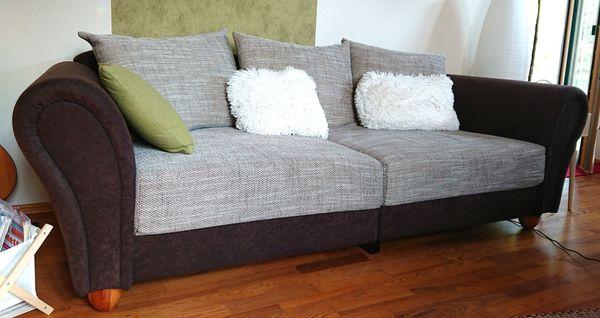 3-Sitzer Big Sofa - 2 8