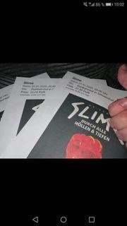 3 Karten für das Slime