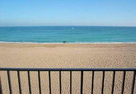 Ferienhäuser, - wohnungen - Spanien Ferienwohnung am Strand des