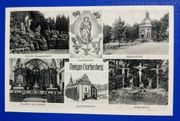Wer verschenkt alte Postkarten oder
