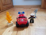 Lego Duplo Feuerwehr- Hauptmann Nr