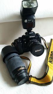 Nikon F4 Kamera