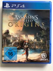 Assessins Creed Origins PlayStation 4