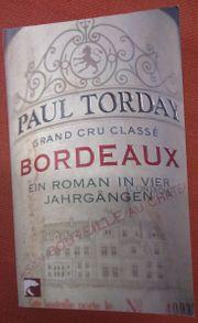 Buch Bordeaux Ein Roman in