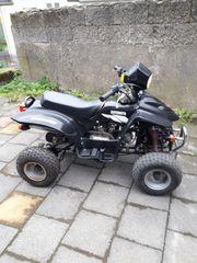 Quad Huansong 50S-2 ATV-EC mit