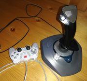 Controller und joystick zu verschenken