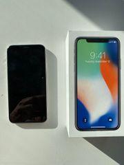 IPhone X 64Gb Silber Weiß