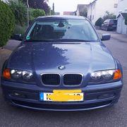 BMW 318 i Limousine 346L