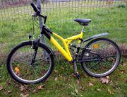 Mountainbike Fahrrad 21 Gang Drehschaltgriff