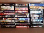 Video-Kassetten 1980 - 1990er Jahre 149