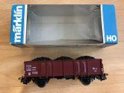 Märklin H0 Güterwagen d DB