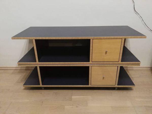 IKEA ROBIN TV-Bank Doppelt mit Rollen - blau - *selten* in Carlsberg ...