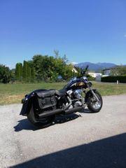 Motorrad Harley Davidson Softail FXSTC