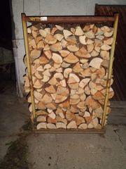 Brennholz Fichte Kiefer trocken ofenfertig