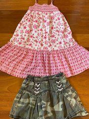 Kinderkleid rock