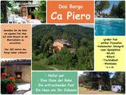 Ferienhaus Italien mit Pool bis