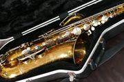 King Zephyr Tenor Saxophon 1965