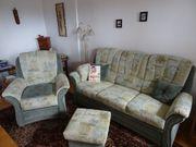 ARCOVITAL® Wohnlandschaft - Sofa Couch 3-Sitzer