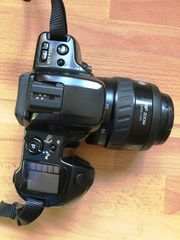 Dynax 500si MINOLTA Spiegelreflexkamera
