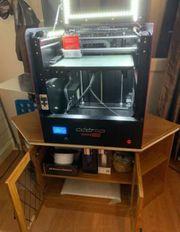 DDDrop Professional 3D-Drucker- Wi-Fi- LAN-