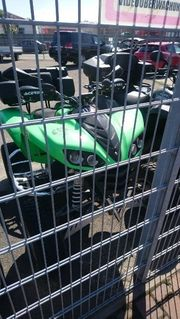 Kawasaki quad 700ccm