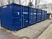 Selfstorage bei Frankfurt Containerlager Lagercontainer