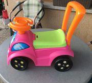 Rutschfahrzeug umbaubar für Babys ab
