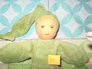 Waldorf Puppe Zipfelmützenpuppe Schlamperle unbespielt