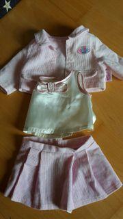 Puppenkleider Babyborn