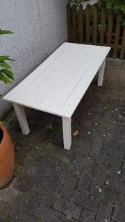 Holztisch129 x 60 50 cm