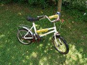 BMX Kinderfahrrad 16 Zoll